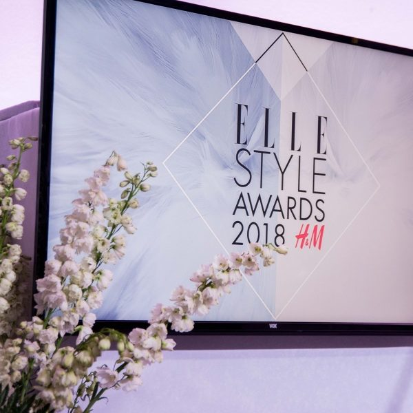 Elle Style Awards & Nice Collagen